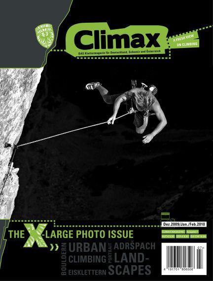 Climax November 25, 2009 00:00