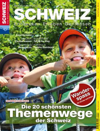 SCHWEIZ Das Wandermagazin 03/2017