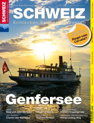 SCHWEIZ Das Wandermagazin 09/2016