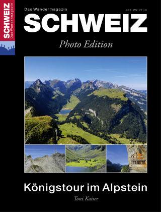SCHWEIZ Das Wandermagazin 03/2016