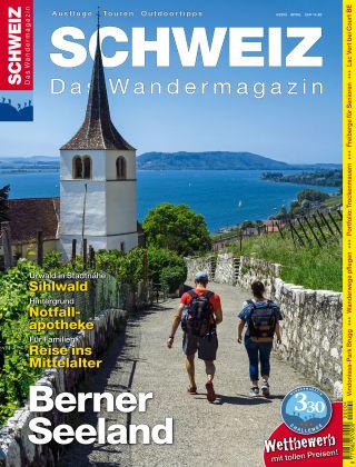 SCHWEIZ Das Wandermagazin 04/2015