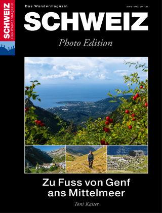 SCHWEIZ Das Wandermagazin 03/2015