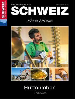 SCHWEIZ Das Wandermagazin 11/2017