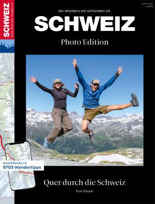 SCHWEIZ Das Wandermagazin 02/2018