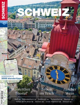 SCHWEIZ Das Wandermagazin 04/2018