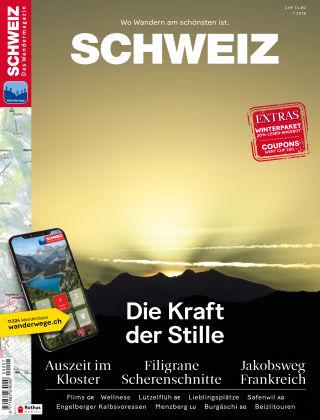 SCHWEIZ Das Wandermagazin 07/2018