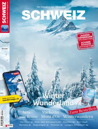 SCHWEIZ Das Wandermagazin 01/2019