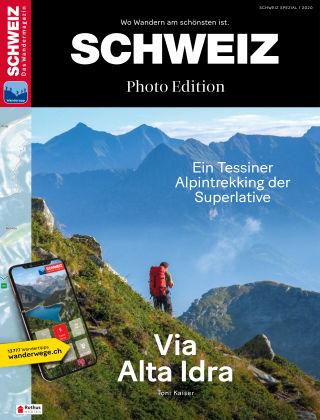 Wandermagazin SCHWEIZ 01/2020 Spez.Edition