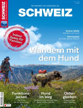 Wandermagazin SCHWEIZ 02/2020