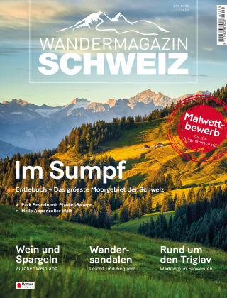 Wandermagazin SCHWEIZ 03/2020