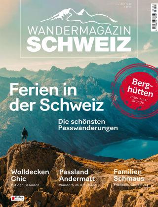Wandermagazin SCHWEIZ 04/2020