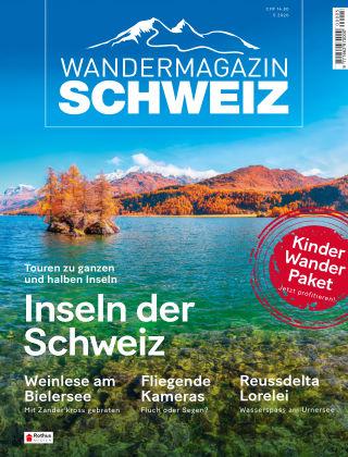 Wandermagazin SCHWEIZ 05/2020