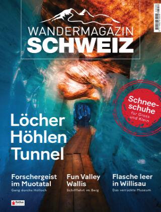 Wandermagazin SCHWEIZ 06/2020