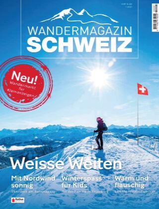 Wandermagazin SCHWEIZ 01/2021