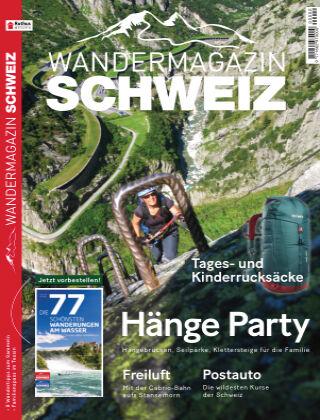 Wandermagazin SCHWEIZ 02/2021
