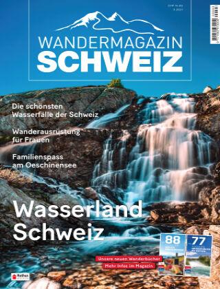 Wandermagazin SCHWEIZ 03/2021