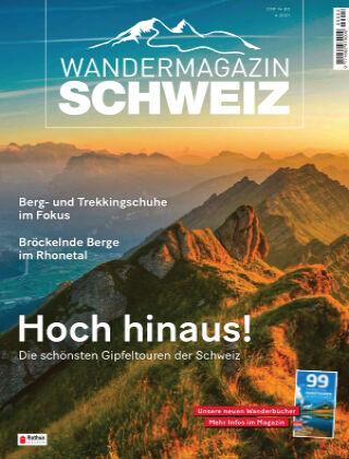 Wandermagazin SCHWEIZ 04/2021