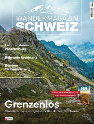 Wandermagazin SCHWEIZ 05/2021