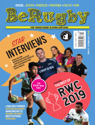 Be Rugby October 2019