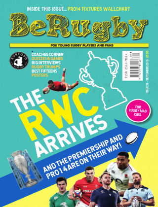 Be Rugby September 2019