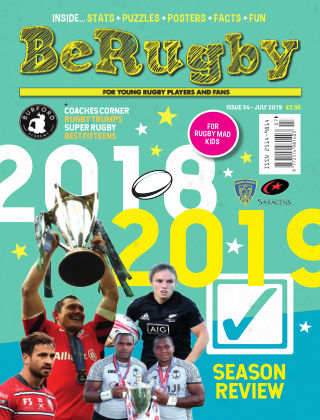 Be Rugby June 2019