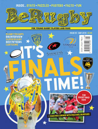 Be Rugby May 2019