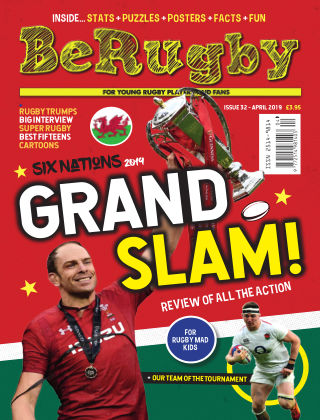 Be Rugby April 2019