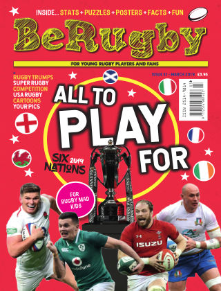 Be Rugby March 2019