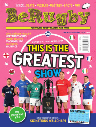 Be Rugby February 2019