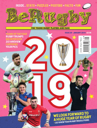 Be Rugby January 2019