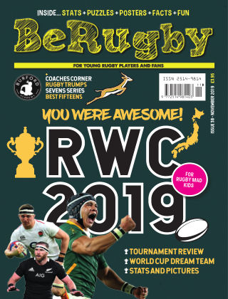 Be Rugby November 2019