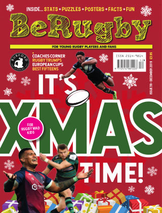 Be Rugby December 2019