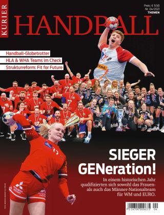 KURIER Mundo Handball