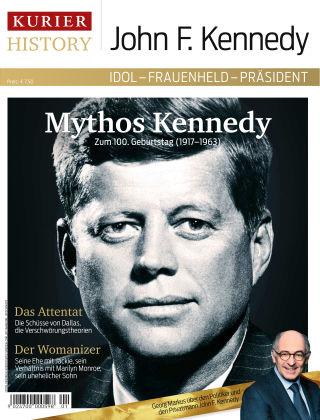 KURIER History John F. Kennedy