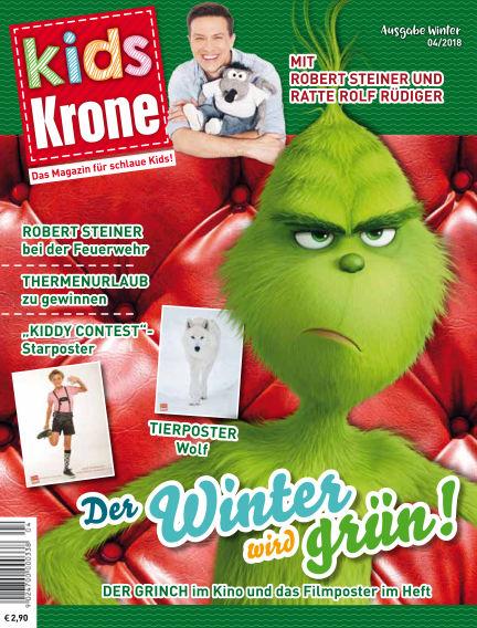 KidsKrone December 01, 2018 00:00