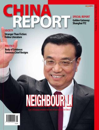 China Report November 2013