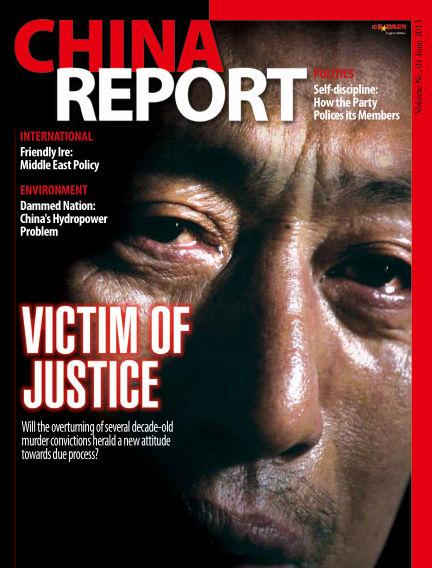 China Report June 01, 2013 00:00