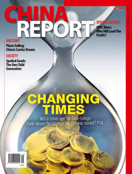 China Report December 01, 2014 00:00
