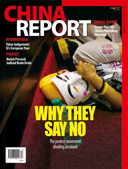 China Report May 01, 2014 00:00