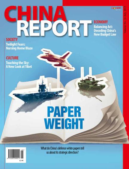 China Report July 01, 2015 00:00
