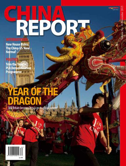 China Report November 01, 2015 00:00