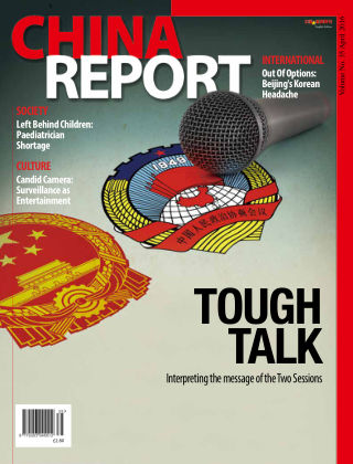 China Report April 2016