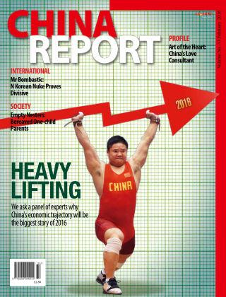 China Report February 2016