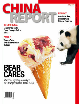 China Report January 2016