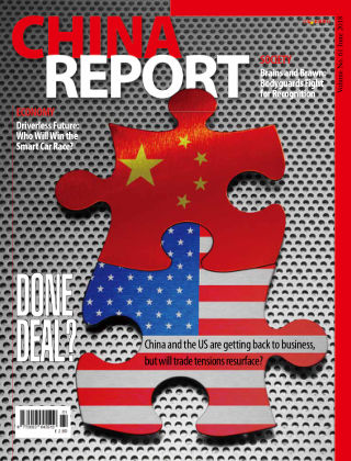 China Report June 2018