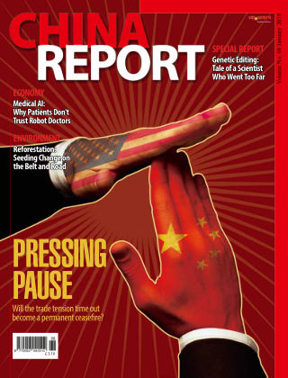 China Report January 2019