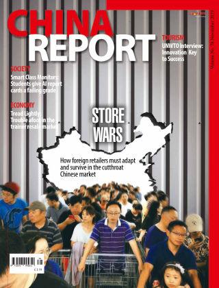 China Report November 2019