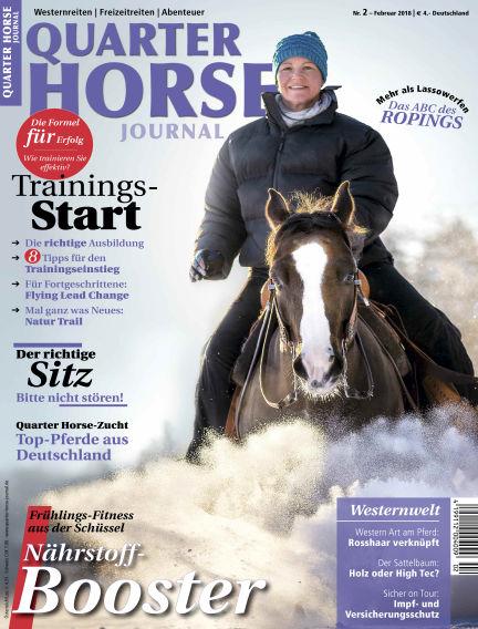 Quarter Horse Journal January 25, 2018 00:00
