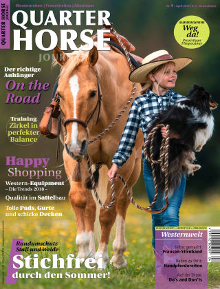 Quarter Horse Journal 04/2018