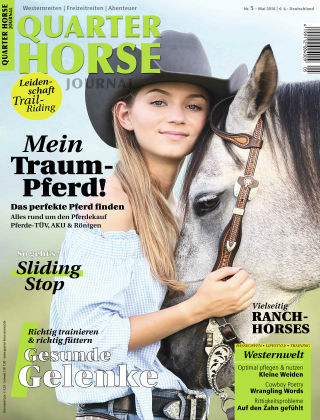 Quarter Horse Journal 05/2018